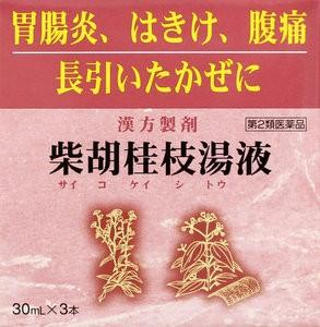 JPS柴胡桂枝湯液